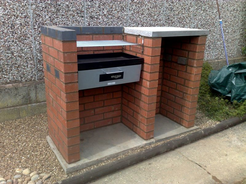 Braai Stand Designs : Barbeques braais firepits clay brick association of