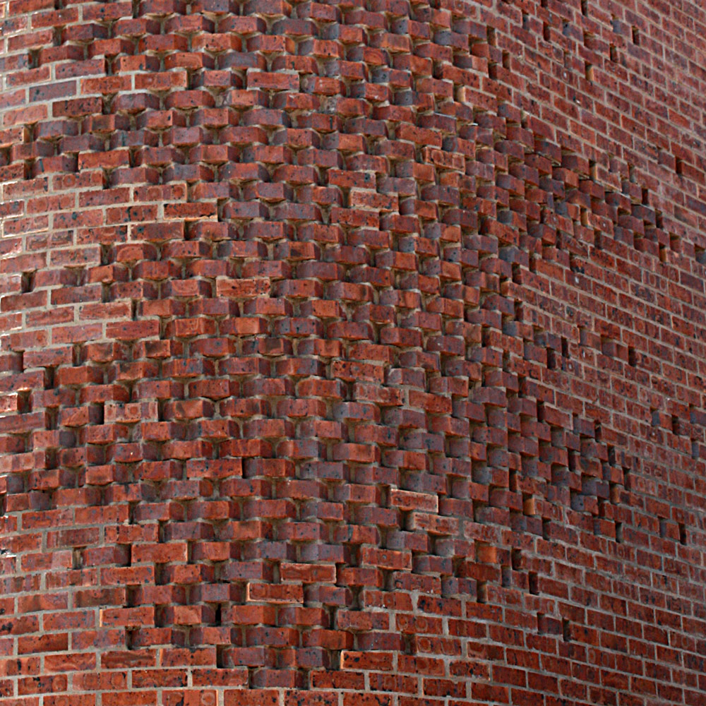 Creative Uses For Bricks: Innovative Brickwork At UMP.