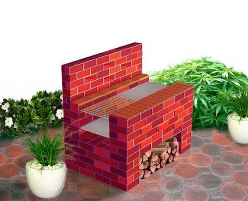 Build Your Own Clay Brick Braai B Clay Brick Association