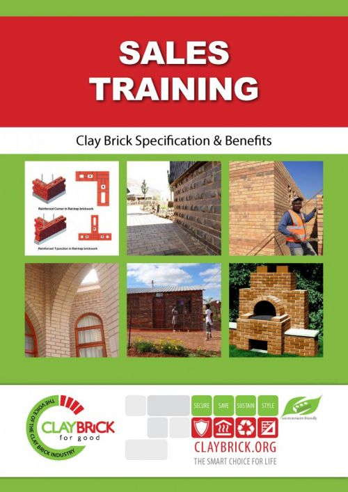 Sales Training (2008) | Clay Brick Association of South Africa